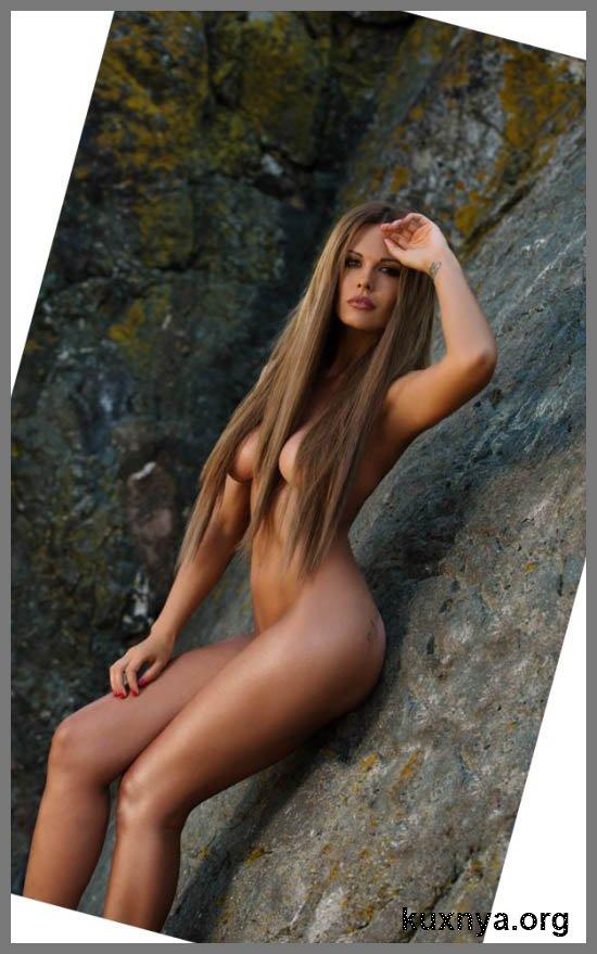 Фото голая горбань